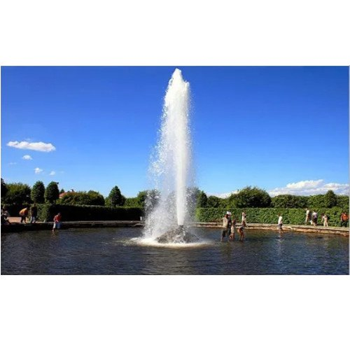 Floating High Jet Pond Fountain