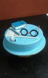 Book Fondant Cake
