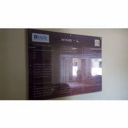 Indoor Signage Board