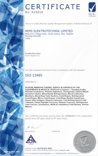 Remi Elektrotechnik Limited - Manufacturer from Vasai East