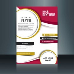 flyers designing service in rajkot