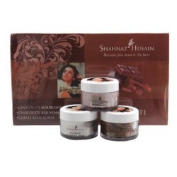 Herbal Minerals Shahnaz Husain Chocolate Plus Kit 30g, Packaging Size: 100gm, for Face