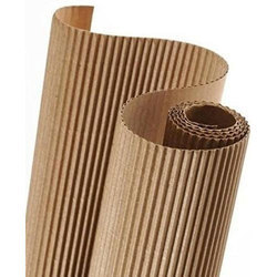 2 Ply Corrugated Paper Roll