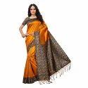 Mysore Silk Saree With Jhalar