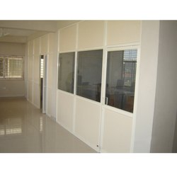 Factory Office Aluminium Partition