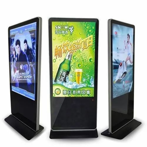 Vertical Signage In Retail