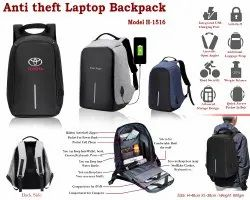 Unisex classic Anti-theft laptop backpack