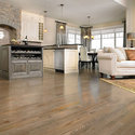 Oak Charcoal Laminated Wooden Flooring