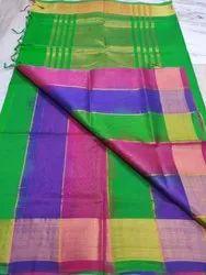 Designer Indian Silk Saree