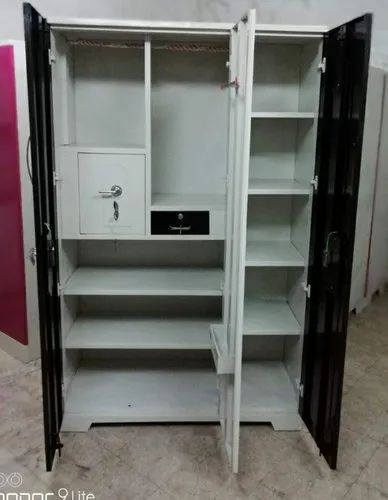 Metal Locker Almirahs, Warranty: 2 Year