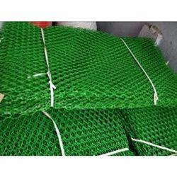 Green Plastic Garden Fencing Net