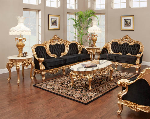 7 Seater Wooden Sofa Set Dimensions76 X 26 X 45 Inch Id 19115517191
