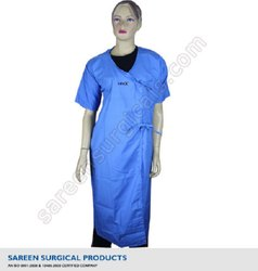 Patient Gown Female
