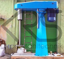 Disperser with Multi Station Vessel