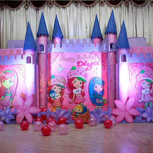 Birthday Party Event Organizing Services