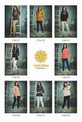Designer Cotton Western Tops