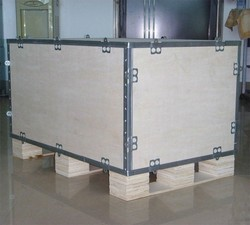 Edible & Non-Edible Light Weight Nailless Plywood Boxes, For Export,Domestic Usage, 9 mm