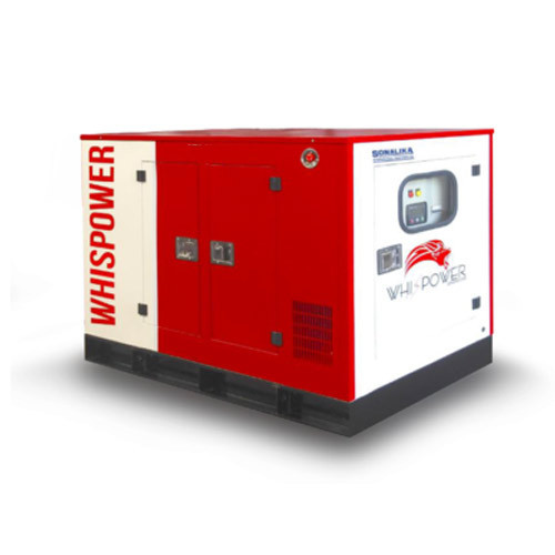 20 Kva Whispower Diesel Generator (powered By Sonalika)