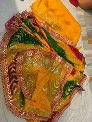 Bandhani Saree