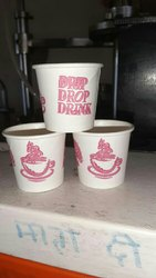 Disposable Paper Cups, Packet Size: 65, Size: 65ml