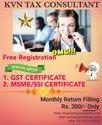 GST & MSME/SSI CERTIFICATE