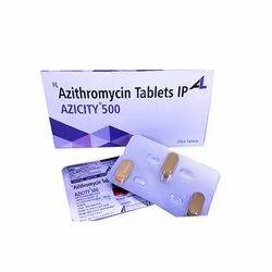 Azicity 500 Tablets