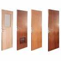 Commercial Flush Door
