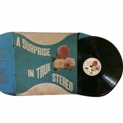 Black Antique Gramophone Records