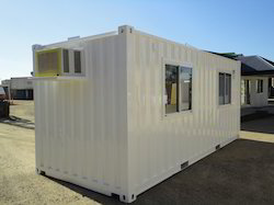 Portable Prefabricated Site Offices