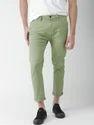 Comfort Green Trouser For Men