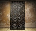Damask Laser Cut Screens and Panels