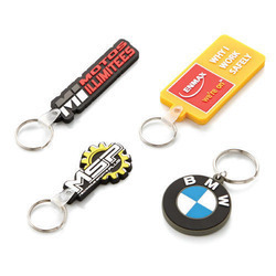 Rubber Keychain - Rubber Key Chain Latest Price 238696816