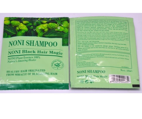 Noni Black Hair Shampoo - Natural Black Hair Dye Shampoo Manufacturer from Jaipur