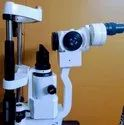 Zeiss Type Slit Lamp