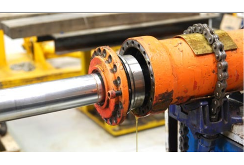 Steel Hydraulic Cylinder Repairing Service