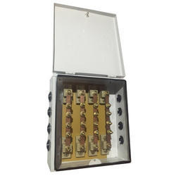 Bus Bar Box - Busbar Distribution Box Latest Price, Manufacturers