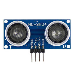 Ultrasonic Sensor HC SR04 Module for Arduino
