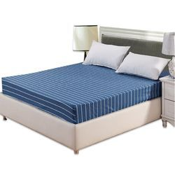 Printed Cotton Mattress Covers