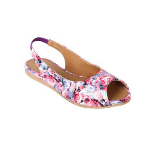 82aaac1ae8c90 Sun Hill Casual Ladies Printed Sandals