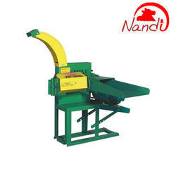 Blower Model Chaff Cutter Machine