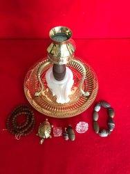 Narmada Shivling Puja Set