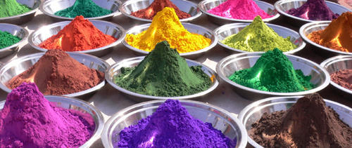 Organic Pigments for Paints & Powder Coating - Colors (india ...