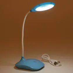 Forzza FO-TL004-Bu Leon Battery Operated Flexible LED Light (Blue)