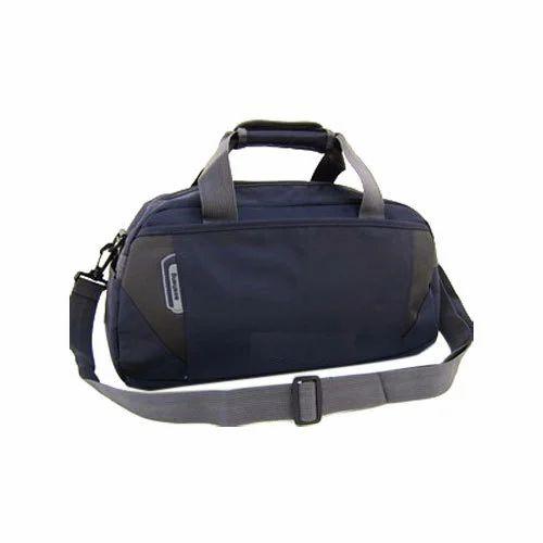 Plain Duffel Gym Bag 38df1389144e4