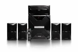 Home Theatre Multimedia Speaker 5.1 Channel With Superior Sound Clarity (Fm