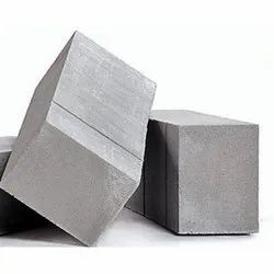 Grey Fly Ash AAC Block, Size: 24 x 8 x 4