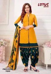 Lotus Priyanshi Vol 13 Crape Salwar Suit