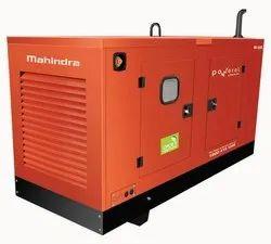 100 KVA  Mahindra Diesel Generator