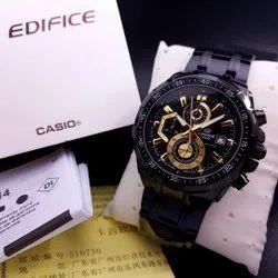 Analog Latest Casio Edifice EFR-539SG-1AVUDF (EX188) Chronograph Men's Watch, Model Name/Number: EX539