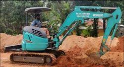 Kobelco Mini Excavator SK35